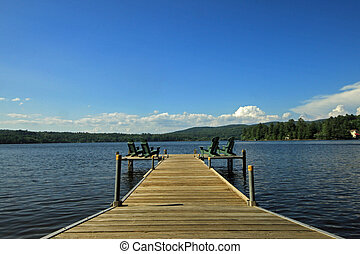 Deck on the lake 4