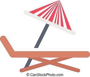 deck vector colour flat icon