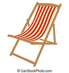 deckchair - deck chair for  beach
