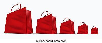 Declining sales