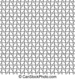 deco, art, modèle, seamless, fond, ligne, géométrique