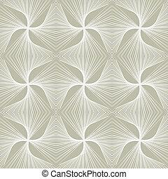 deco, konst, mönster, nymodig, 1930s, geometrisk