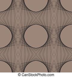 deco, kunst, model, moderne, geometrisch, futuristisch