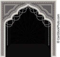Decor Indian Mythological Frame