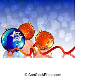 decor, kerstmis