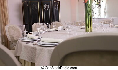 Decor Table with flower