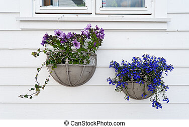 decoração, de, norueguês, lares