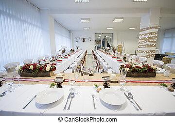 decoração, evento