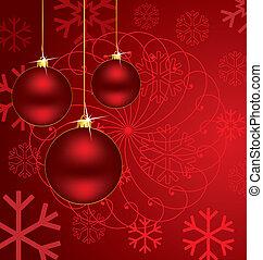decoração, feriado