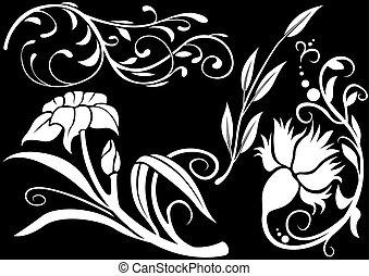 decoração floral, 11