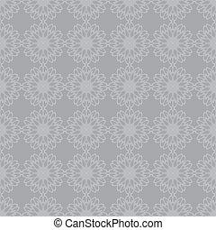 decoração, fundo, com, flores