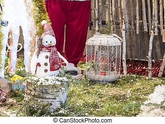 decoração natal