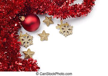 decoração natal, ornamento, ano novo, feriado