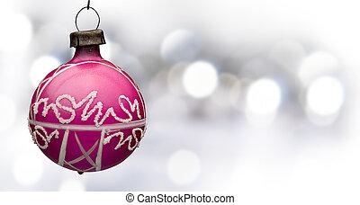 decoración, arte, navidad