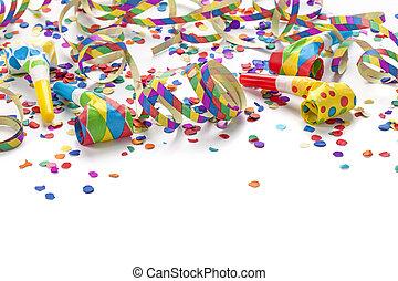 decoración, fiesta