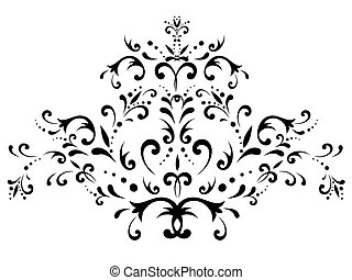 decoración floral, resumen