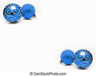 decoraciones, arte, ornamentos de navidad