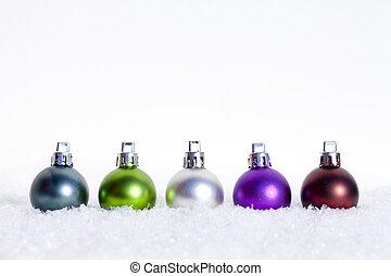 decoraciones, chucherías navidad