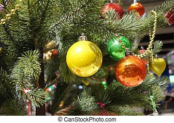 decoraciones de navidad, baratijas
