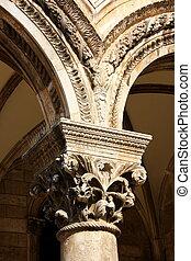 Decorated Arc