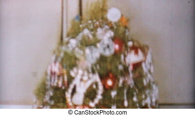 Decorated Christmas Tree-1962 film - A lovely decorated...