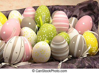 Easter - Decorated Easter Eggs