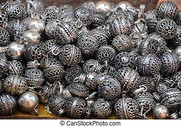 small iron ball