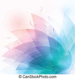 decoratief, abstract, achtergrond