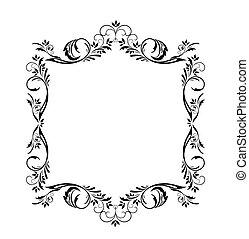 decoratief, frame