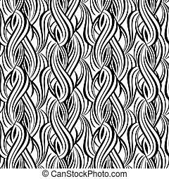 decoratieve knippatroon, seamless