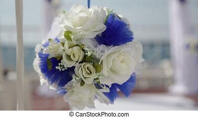 decoration., ślub