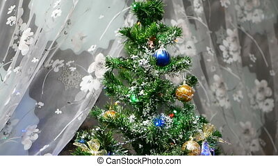 Decoration christmas tree