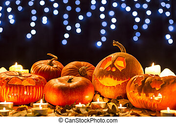 Decoration for a Halloween