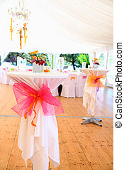 decoration for a wedding