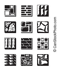 Decoration materials for exterior