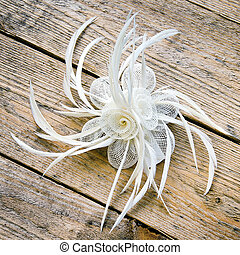 decoration on the head of a flower