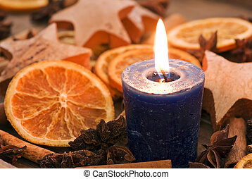 Decoration with Candlelight