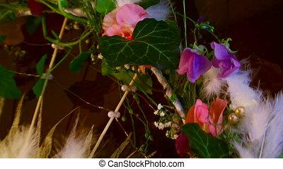 Decorations - Wedding decorations.