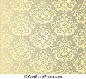 Decorativ floral ornament