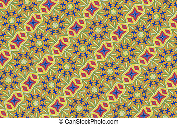 decorative abstract colorful background