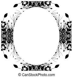 Decorative Abstract Digital Design