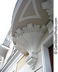 Decorative architectural element