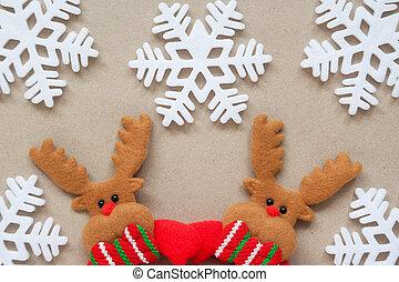 Decorative art Christmas season Greetings