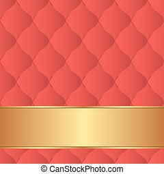 backgound - decorative backgound with quilted fabric pattern