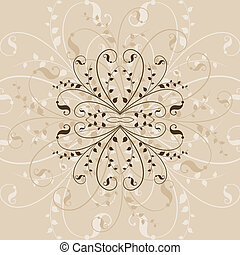 Decorative backgroun