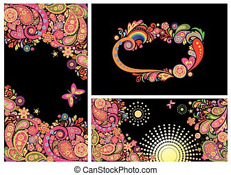 Decorative backgrounds