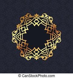 decorative border design 1406
