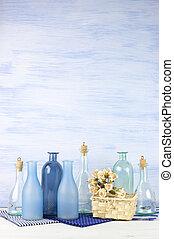 Decorative bottles set