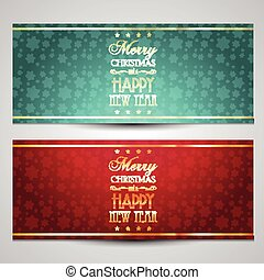 Decorative Christmas backgrounds