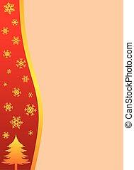 Decorative Christmas page
